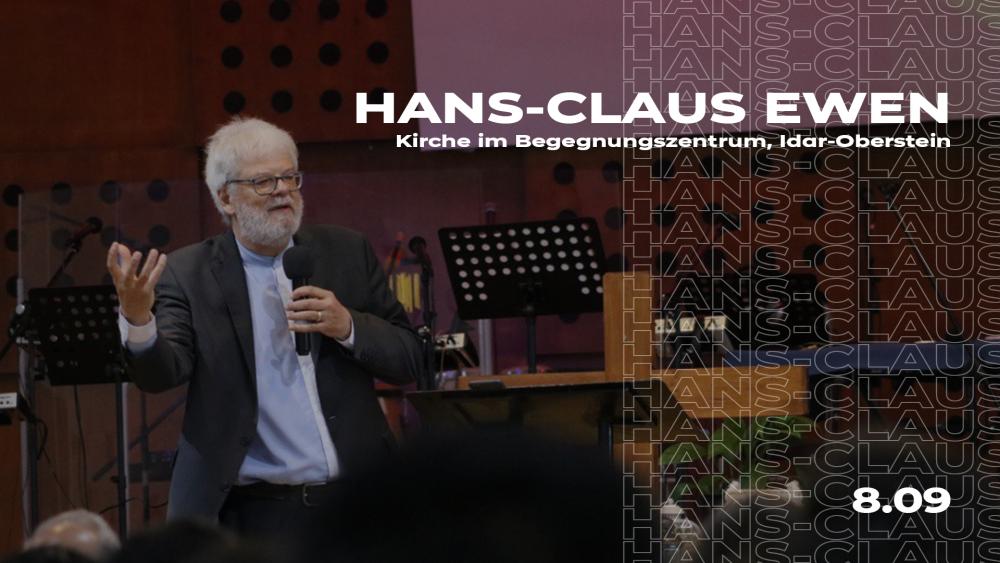 Hans-Claus Ewen 2019