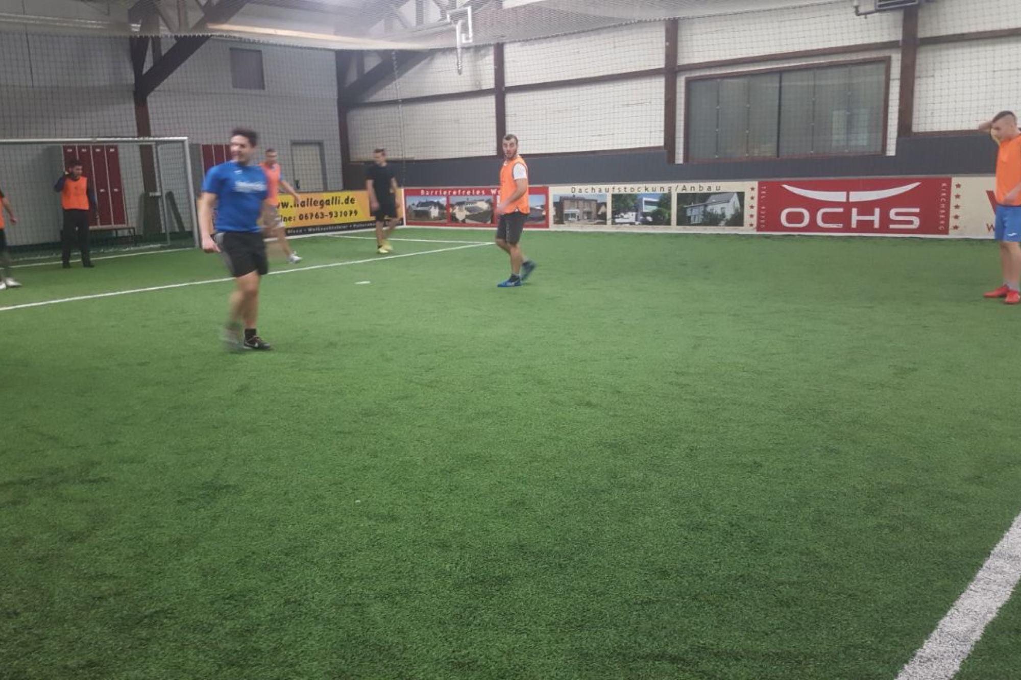 Sportfreunde Oase (indoor soccer)