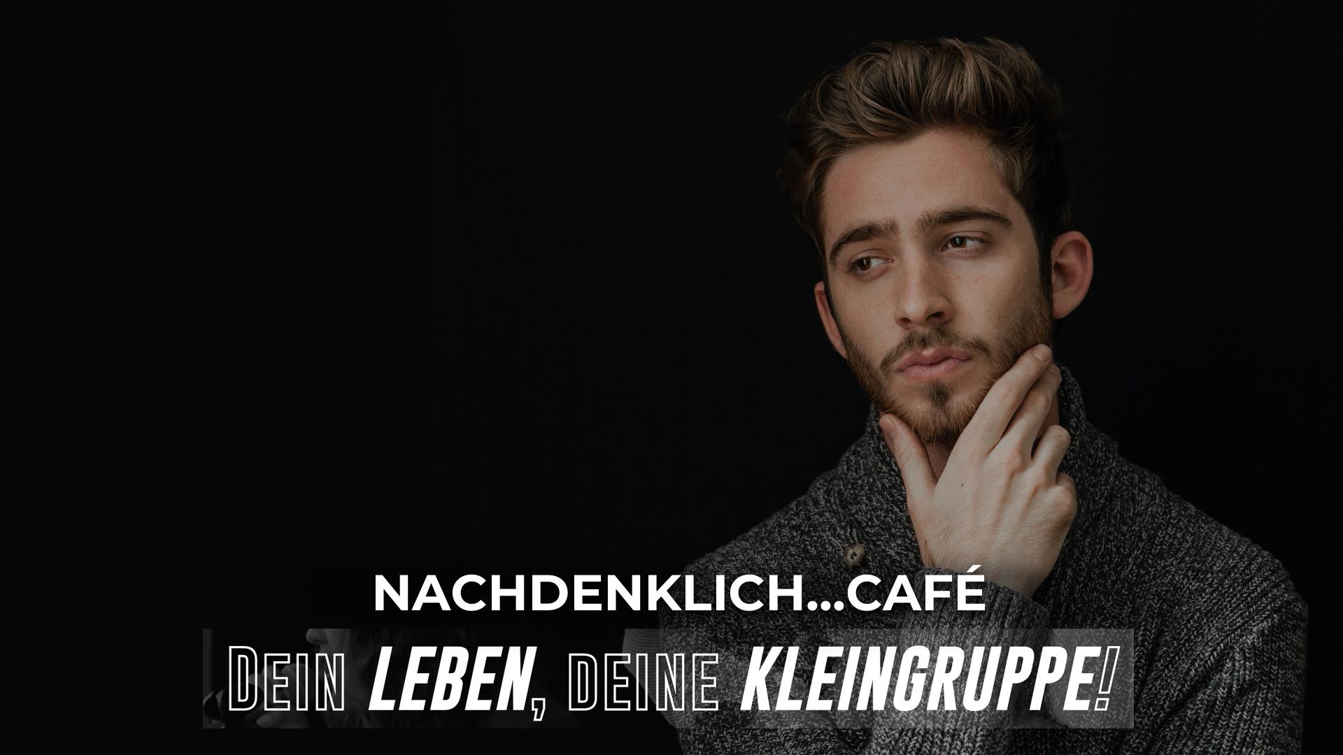 Nachdenklich… Café